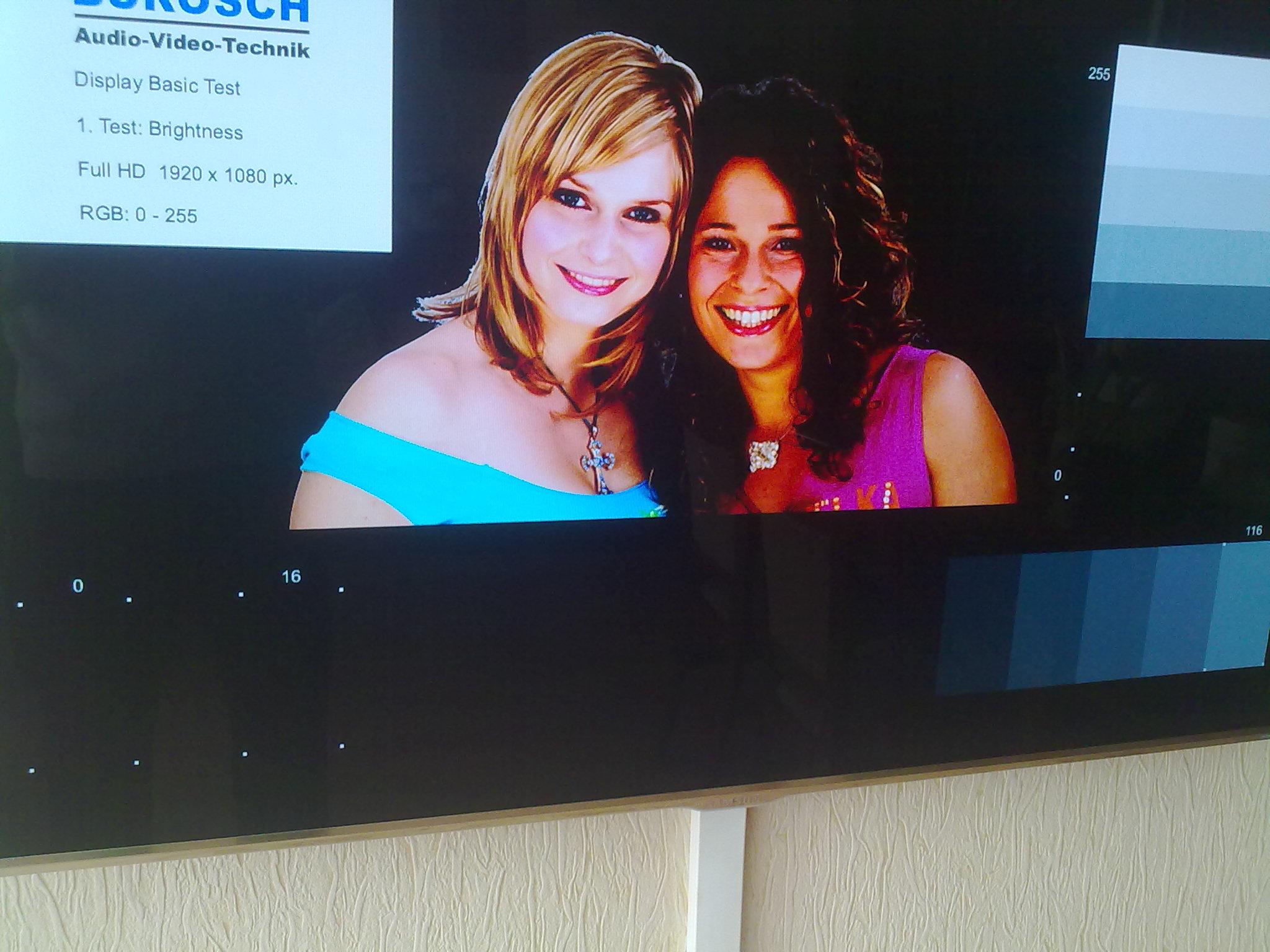 TV Samsung UE40ES6300UXXU - wymiana matrycy