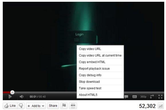 Zmiany w odtwarzaczu YouTube zar�wno w wersji HTML5, jak i Flash
