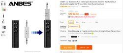 Odbiornik dźwięku Bluetooth Made in China, za ~10PLN. Recenzja