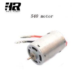 Ciągły dźwięk silnika szczotkowego 540