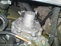 System Zenit. Jak zmniejszyć ciśnienie gazu, podnieść obroty