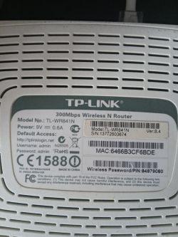 tp-link tl-wr841n jako klient