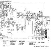 UNITRA Amator 3 stereo - szum na obu kanałach