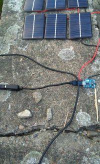 Jak zrobiłem ładowarkę słoneczną
