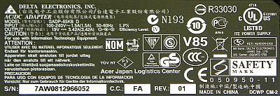 Delta Electronics model: SADP-65KB-D zdarza si�, �e zadzia�a, ale nie zawsze?