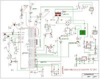 Prostownik do ładowania akumulatorów 12/24V na atmega16