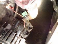 Saxo 97r, 1.1i, zapalają się kontrolki w czasie jazdy