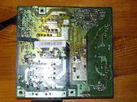 Samsung Syncmaster 2443 - gdy się nagrzeje - biała pozioma linia