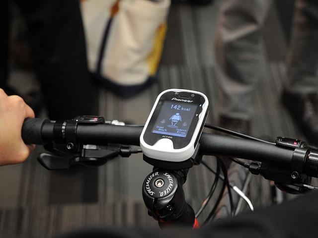 Pioneer PotterNavi - nawigacja GPS dla rowerzyst�w