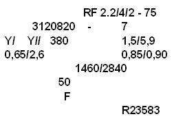 Silnik 3f dwubiegowy - wyzwala zabezpieczenie