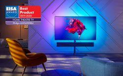 Telewizor Oled Ultra HD / 4K Philips 65OLED984 z listwą dźwiękową 3.0 Bowers &am