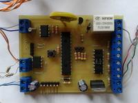 Alarm, czytnik RFID - komunikacja CAN