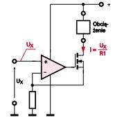 Wysterowanie wyświetlaczy LED - wymuszenie odpowiedniego prądu