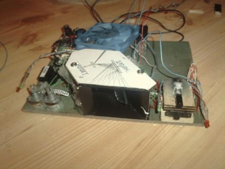 Laser Dyskotekowy Scan. Automatycznie sterowany !!