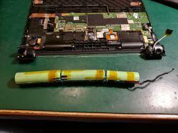 Lenovo Yoga TAB 3 10 - Nie ładuje baterii