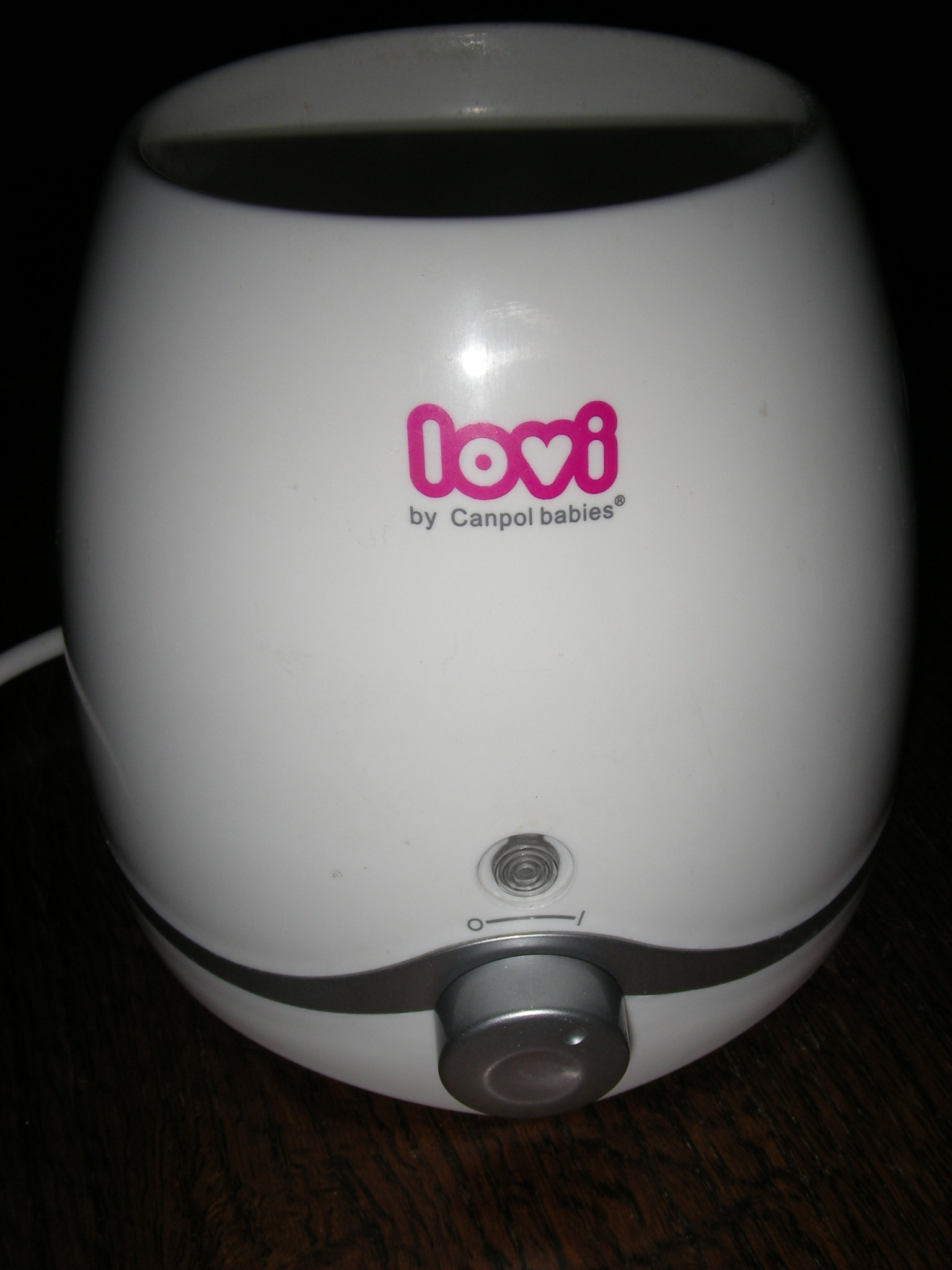 Podgrzewacz do butelek dla niemowl�t LOVI model: HL-0615 - NIE GRZEJE