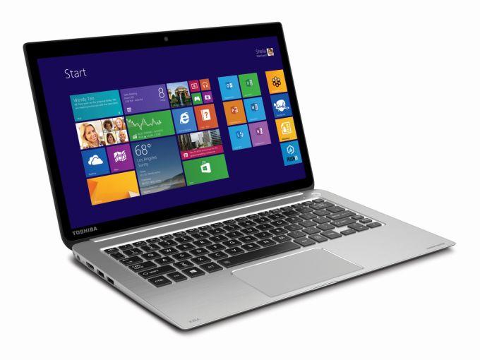 Toshiba Kira 102 - 13.3-calowy ultrabook z Intel Core i7-4510U za 7000PLN