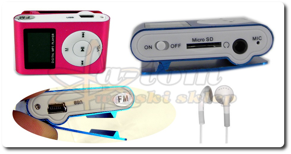 MP3 Nie odczytuje, nie mo�na sformatowa�, nie w��cza si�