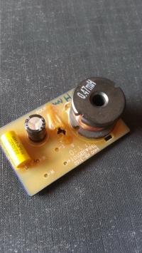 Kolumny SONY SS-CCPZ2 - zmiana fabrycznego głośnika wysokotonowego