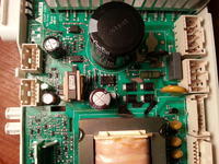 Hotpoint Ariston ARMXXD 129 - Uszkodzony moduł sterujący