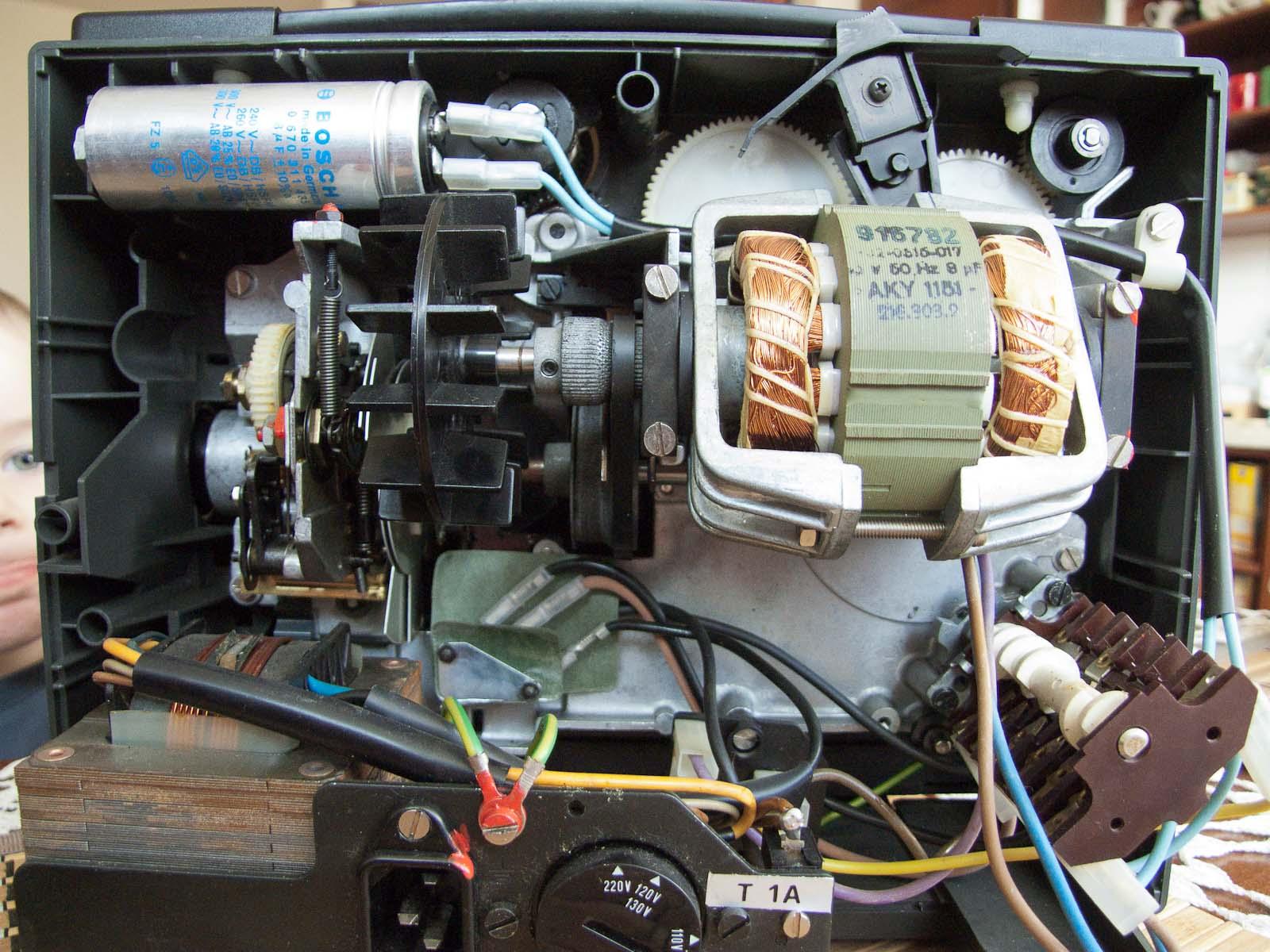Regulacja obrot�w silnika asynchronicznego