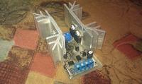 Dzia�aj�cy mostek h, silnik DC 15V 20A