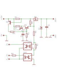 Zabezpieczenie tranzystora MOSFET przed zwarciem + sterowanie z uC