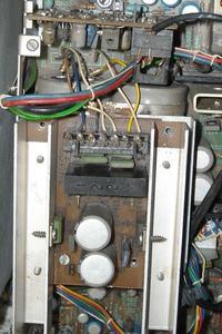 Radmor 5412- pali bezpieczniki mimo wymiany tranzystorów