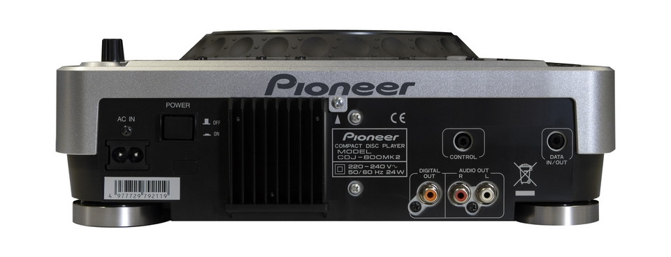 System DJ Pioneer CDJ 800 + PC - Niekompatybilne pod��czenia ?