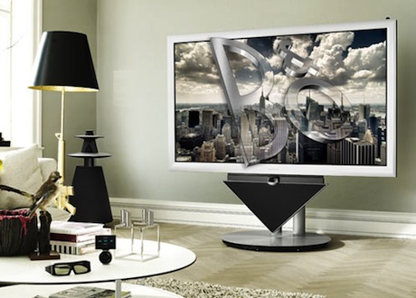 85-calowy telewizor plazmowy BeoVision 4-85 3D Full HD od Bang & Olufsen
