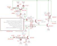 Domofon - modyfikacja modulowanego sygnału wejściowego