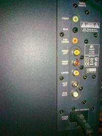 Jak podłączyć głośniki Logitech 5.1 do TV Sony