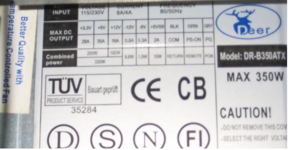 Problem z wymian� ramu 256mb na 1g - nie dzia�a komputer