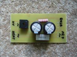 Wzmacniacz Lampowy ECL86 i EM84 - PCB