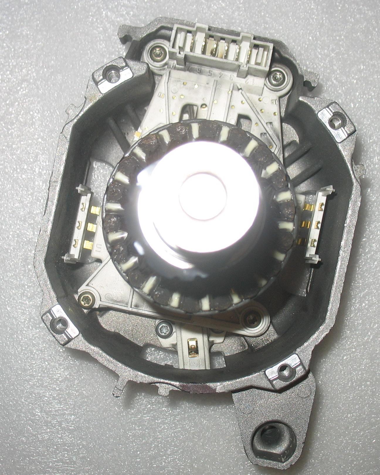 Pralka Siemens WXT 103E, uszkodzi�a si� w czasie wirowania