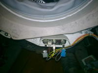 Pralka Siemens-Siwamat XL 528 (problem z zasilaniem)