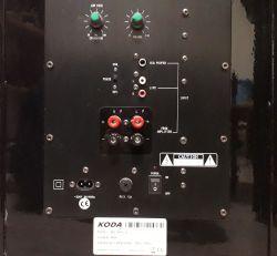 RX-V463 vs SW-1000 - Jak połączyć subwoofer KODA z amplitunerem YAMAHA?