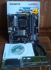 [Sprzedam] Gigabyte GA-78LMT-S2PV + AMD Athlon II X2 245