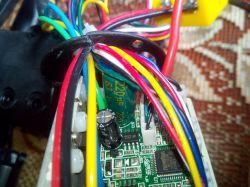 Hulajnoga elektryczna - Padnięty sterownik chyba