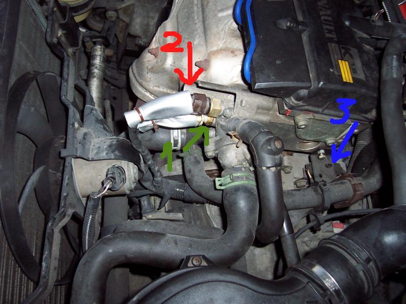 Renault Megane - nie odpala przy zimnym silniku