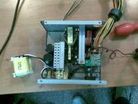 Fortron model: FSP350-60 MDN zasilacz piszczy naprawa.