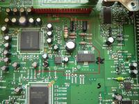Clarion pu9715a wyjęcie mechanizmu kasety i oszukanie radia