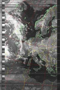 Odbiornik satelitarny (satelity meteo 137-138MHz)
