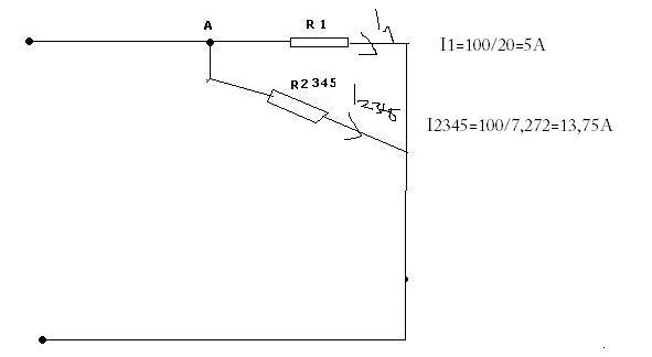 Schemat - w jakiej kolejności połączyć R?