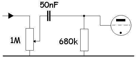 Położenie potencjometru głośności ma wpływ na pasmo