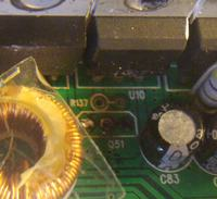 AEG CS DVD365 nie działa wyświetlacz