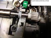 Ksero Canon FC 204 brudny wydruk