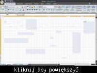 Microsoft Excel 2007 - kolor podświetlenia