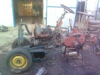 Traktorek sam MAD MAX
