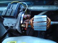Problem z wycieraczkami Opel Corsa C